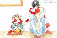 Anime&Manga / Things I watch and read :p
