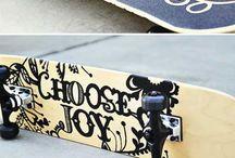 skateboarding / by Ashleigh D