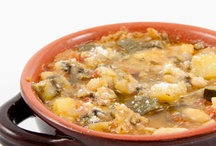 La cucina / La cucina tipica toscana servita con fantasia e genuinità.