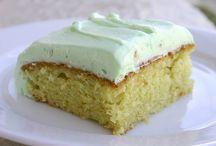 Recipes-Desserts / by Beth Skipper
