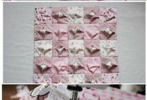 Бортики подушки одеяла