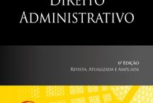 Evolução livros Direito Administrativo / Exposição do manual de Direito Administrativo da professora Irene Nohara de sua 1ª edição até a atual, ou seja, 6ª edição.