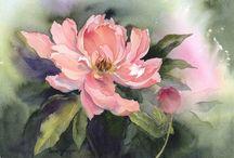 Art: Rachel McNaughton, watercolorist