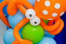 Balloon art / by Carol Loftis