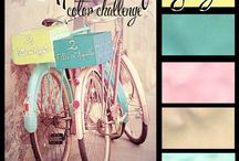 Challenges / Mood boards