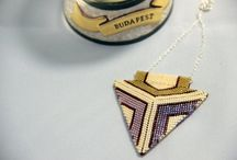 peyote triangles