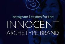 Branding :: Innocent