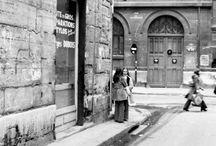 Paris街角