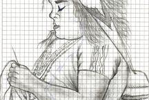 dibujos a lapiz / dibujos a lápiz hechos por andres felipe perez bustamante en corozal-sucre colombia