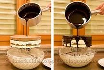 glassa cioccolato