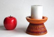 Rachel Ceramic stuff / by Kajsa White
