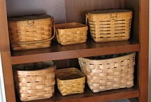 Baskets / by Colleen Madigan-Stockman