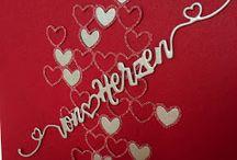 Die-Stanze- von Herzen / so so schön! Schriftzug mit Herzen