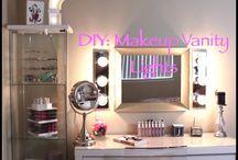 Light Vanity Bedroom