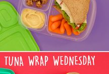 Kiddo lunch ideas