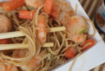 Bon appétit! / European, African, Carribean, Asian, American Food and drinks