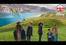 "Disney Movie ""A wrinkle in time coming up 23 June 2018."