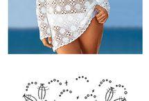 rochii plaja