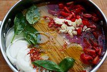 Pasta / fresh pasta, stuffing pasta, baking pasta, gnocchi
