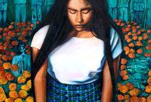 El Salvador Maje! / My daughter is half dutch and half salvadoran. Mostly Pipil. / by Kellyn Westra