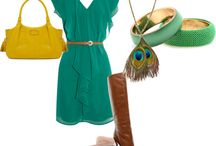Fashion,clothes, &accessories.. oh my! / by Brooksie Broussard