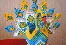 origami modułowe