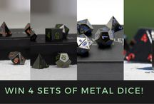 Dice Contest! Woot!!!
