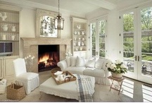 Effortless Elegance  / We love clear, fresh & elegant living spaces