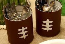 super bowl party ideas! :)