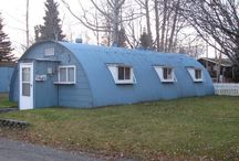 Best Quonset hut home Ideas