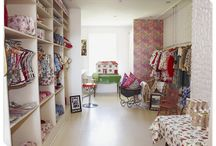 Kids Boutique Interior