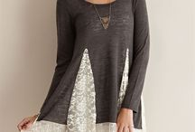 Recycled Tunic