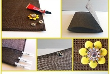 DIY Purse/Bag / by Heather Perry