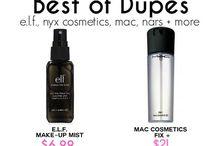 Best dupes
