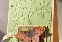 1b2-CardDesigns with Butterflies / by Cindy Keller