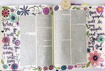 Bible Journaling - Ruth