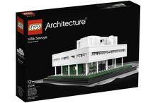 Lego   Architecture / Brick and be a building