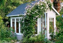 Summerhouse Ideas / by Lorna Weston