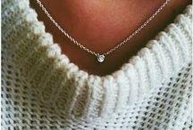 Dainty jewellery