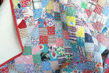 2inch square quilt