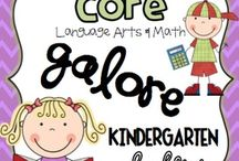Common core / by Stacy Britton
