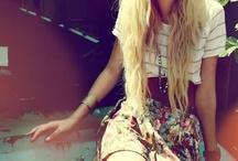 Hairs / Belles chevelures couleurs