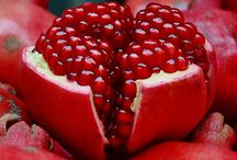 pomegranate, the sexy fruit