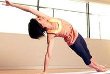 Yoga / Yoga og tøye øvelser