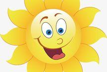 obrázky sluníčka