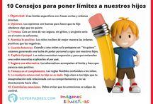 normas y limites en niños