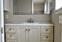 Purposeful Bathrooms / Industrious Interiors' completed bathroom projects