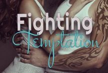 Fighting Temptation (Men of Honor, #1)  by K.C. Lynn / Jaxson e Julia Reid Anabelle e Braedyn