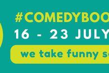Comedy Book Week / July 16-23, 2016
