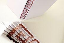 ozdobné šití bloku